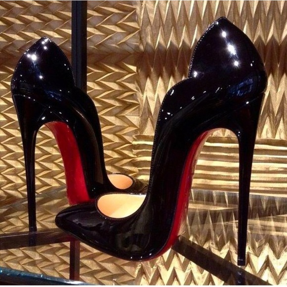 """74ed95345a16  SUPER SEXY  """"Hot Chick"""" Louboutins"""